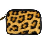 Leopard Print	 Digital Camera Leather Case