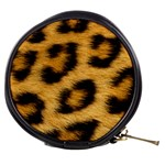 Leopard Print	 Mini Makeup Bag