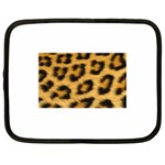 Leopard Print	 Netbook Case (XL)