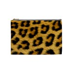 Leopard Print	 Cosmetic Bag (Medium)