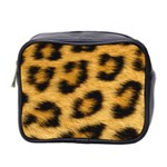 Leopard Print	 Mini Toiletries Bag (Two Sides)