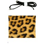 Leopard Print	 Shoulder Sling Bag