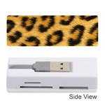 Leopard Print	Memory Card Reader (Stick)