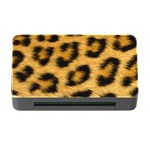 Leopard Print	Memory Card Reader with CF (Rectangular)