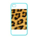 Leopard Print	 Apple iPhone 4 Case (Color)