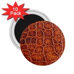 Crocodile Print	 2.25  Magnet (10 pack)