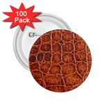 Crocodile Print	 2.25  Button (100 pack)