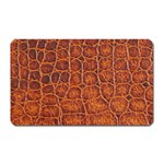 Crocodile Print	 Magnet (Rectangular)