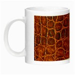 Crocodile Print	 Night Luminous Mug