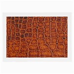 Crocodile Print	 Glasses Cloth (Large)
