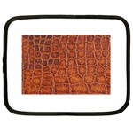 Crocodile Print	 Netbook Case (Large)