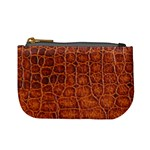 Crocodile Print	 Mini Coin Purse