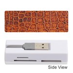 Crocodile Print	Memory Card Reader (Stick)