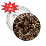 Snake Print	 2.25  Button (100 pack)