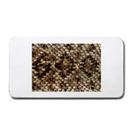 Snake Print	Medium Bar Mat