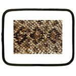 Snake Print	 Netbook Case (Large)