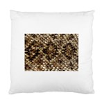 Snake Print	 Cushion Case (One Side)