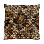 Snake Print	 Cushion Case (Two Sides)