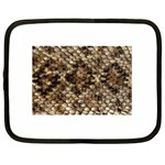 Snake Print	 Netbook Case (XL)