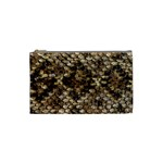 Snake Print	 Cosmetic Bag (Small)