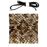 Snake Print	 Shoulder Sling Bag