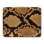 Snake Print Big	 Small Mousepad