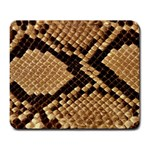 Snake Print Big	 Large Mousepad