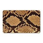 Snake Print Big	 Magnet (Rectangular)