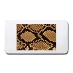 Snake Print Big	Medium Bar Mat