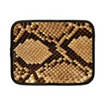 Snake Print Big	 Netbook Case (Small)