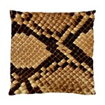 Snake Print Big	 Cushion Case (One Side)