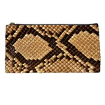 Snake Print Big	 Pencil Case