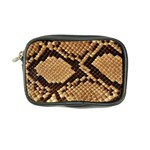 Snake Print Big	 Coin Purse