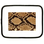 Snake Print Big	 Netbook Case (XL)