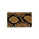 Snake Print Big	 Cosmetic Bag (Small)