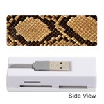 Snake Print Big	Memory Card Reader (Stick)