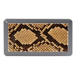 Snake Print Big	Memory Card Reader (Mini Rectangular)
