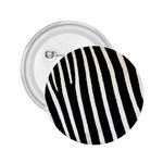 Zebra Print	 2.25  Button