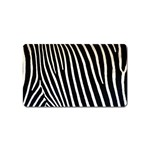 Zebra Print	 Magnet (Name Card)