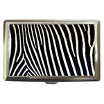Zebra Print	 Cigarette Money Case