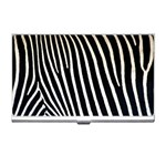 Zebra Print	 Business Card Holder