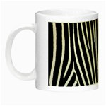 Zebra Print	 Night Luminous Mug