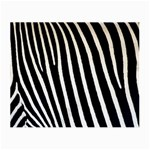 Zebra Print	 Glasses Cloth (Small)