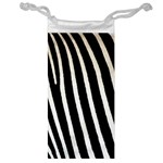 Zebra Print	 Jewelry Bag