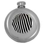 Zebra Print	 Hip Flask (5 oz)