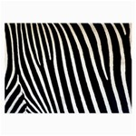 Zebra Print	 Glasses Cloth (Large)
