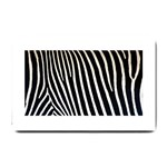 Zebra Print	 Small Doormat