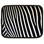Zebra Print	 Netbook Case (Large)