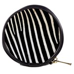 Zebra Print	 Mini Makeup Bag