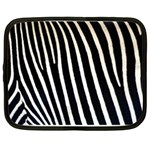 Zebra Print	 Netbook Case (XL)